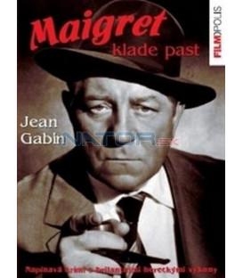 Maigret klade past (Maigret Lays a Trap) DVD