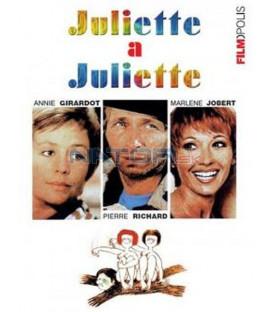 Juliette a Julieete (Juliette et Juliette) DVD