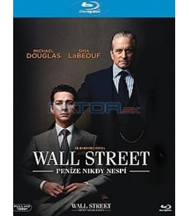 Wall Street 2: Peníze nikdy nespí Blu-ray (Wall Street: Money Never Sleeps)