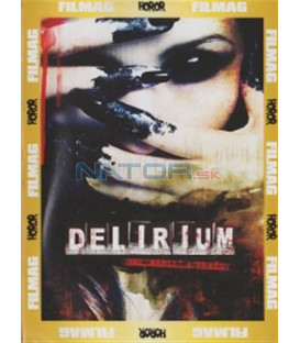 Delirium DVD (Delirio Caldo)