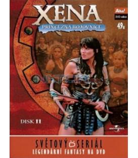 Xena - Princezna bojovnice - disk 11 (Xena: Warrior Princess)