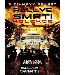 Kolekce: Rallye smrti & Rallye smrti 2 - 2 DVD