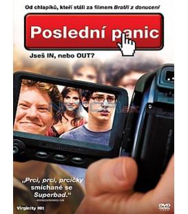 Poslední panic (The Virginity Hit) DVD