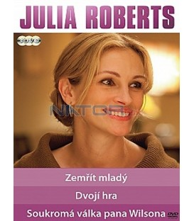 Kolekce II.: Julia Roberts 3 DVD