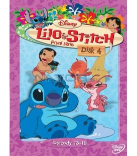 Lilo a Stitch 1. série - disk 4.