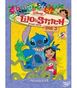 Lilo a Stitch 1. série - disk 3.