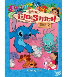 Lilo a Stitch 1. série - disk 2.