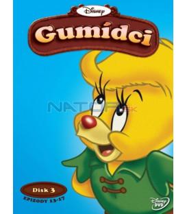 Gumídci Gumkáči - 1. série - disk 3.