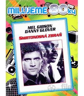 Smrtonosná zbraň 1 - 1987 (Lethal Weapon) Milujeme Osmdesátky DVD