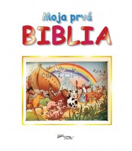 Kniha  Moja prvá biblia