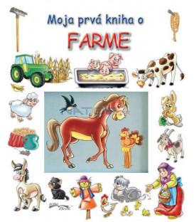 Kniha Moja prvá kniha o farme