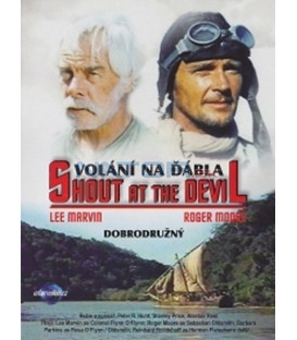Volání na ďábla (Shout at the Devil) DVD