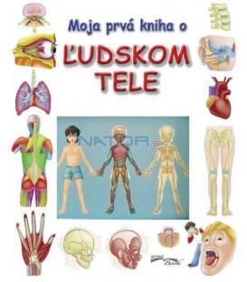 Kniha Moja prvá kniha o ľudskom tele
