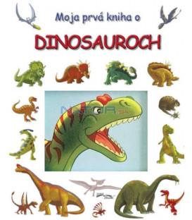 Kniha Moja prvá kniha o dinosauroch