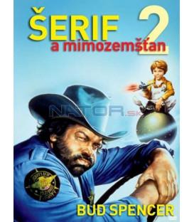 Šerif a mimozemšťan 2 (Chissŕ perché... capitano tutte a me) DVD