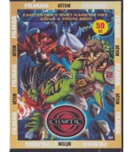 Chaotic  - 2. DVD - SLIM BOX