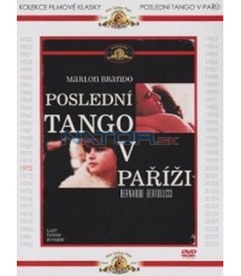 Poslední tango v Paříži DVD light