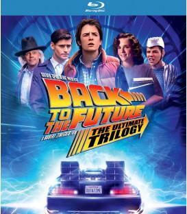 NÁVRAT DO BUDOUCNOSTI - 35. výroční edice (Back to the Future) (4 Blu-ray)