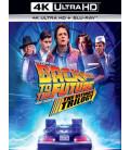 NÁVRAT DO BUDOUCNOSTI - 35. výroční edice (Back to the Future) (3 4K Ultra HD + 4 Blu-ray)