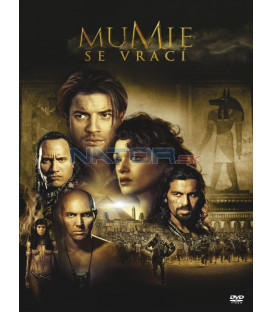 Mumie se vrací 2001 (The Mummy Returns) DVD