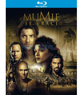 Mumie se vrací 2001 (The Mummy Returns) Blu-ray