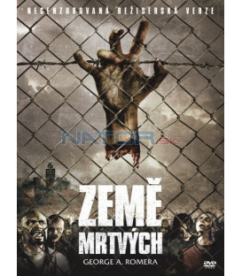 Země mrtvých: Režisérská verze 2004 (Land of the Dead: Director´s Cut) DVD
