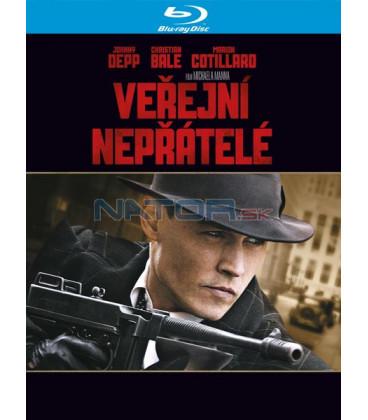 Veřejní nepřátelé 2009 (Public Enemies) Blu-ray