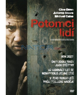 Potomci lidí 2006 (Children of Men) DVD