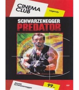 Predátor (Predator) DVD