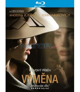 Výměna 2008 (Changeling) Blu-ray