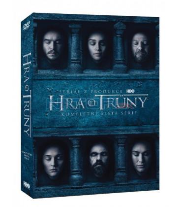 Hra o trůny 6. série 5DVD - multipack (Game of Thrones Season 6) (Viva balení) DVD