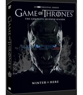 Hra o trůny 7. série 4DVD - multipack (Game of Thrones Season 7)  DVD