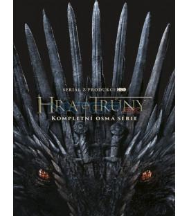 Hra o trůny 8. série 4DVD - multipack (Game of Thrones Season 8) DVD