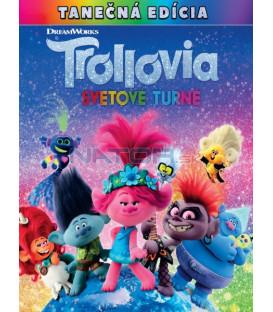 Trollovia 2:Svetové turné 2020 (Trolls World Tour) DVD
