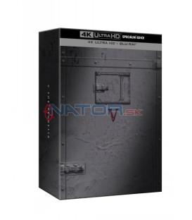 V jako Vendeta 2005 (V for Vendetta) Speciální edice (4K Ultra HD) - UHD Blu-ray + Blu-ray