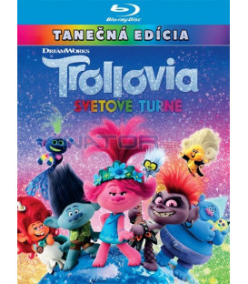 Trollovia 2:Svetové turné 2020 (Trolls World Tour) Blu-ray