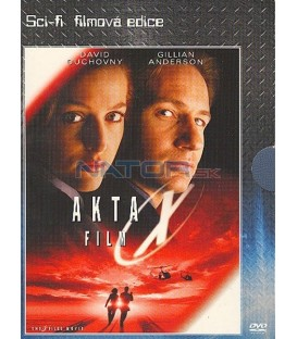 Akta X - Film -žánrová edice Sci-fi (The X Files)
