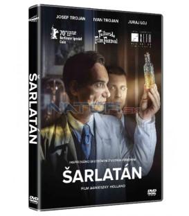 ŠARLATÁN 2020 DVD