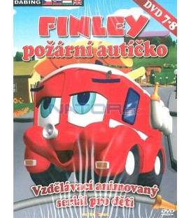 Finley - požární autíčko - DVD 7-8 (Finley, the Fire Engine)
