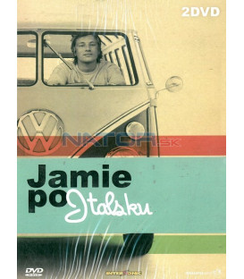 Jamie Oliver: Jamie po Italsku 2 DVD
