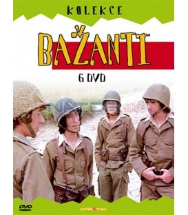 Bažanti-Kolekce 6 DVD
