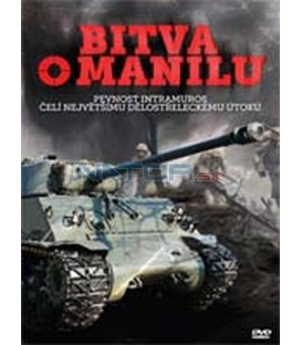 Bitva o Manilu  DVD (Walls of Hell)