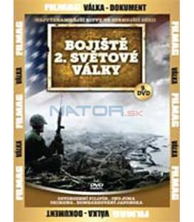 Bojiště 2. světové války – 9. DVD