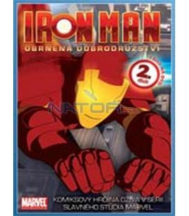 Iron Man – 2. DVD
