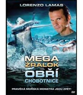 Megažralok vs. Obří chobotnice (Mega Shark vs. Giant Octopus)