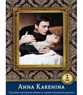 Anna Karenina – 2. DVD (Anna Karenina)– SLIM BOX