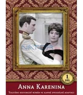 Anna Karenina – 1. DVD (Anna Karenina)– SLIM BOX