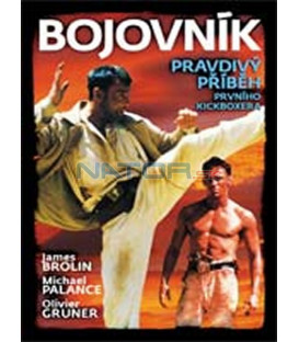 Bojovník (Savate) – SLIM BOX DVD