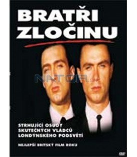 Bratři zločinu (The Krays) DVD