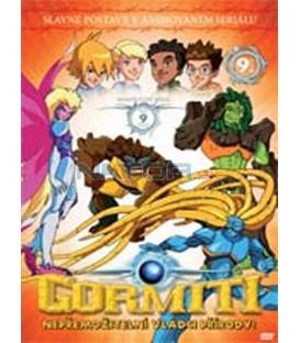 Gormiti – 9. DVD (Gormiti)